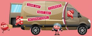 Van Courier London - Low Rates